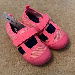 Carters Girls Water Shoes